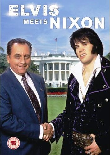 Elvis Meets Nixon DVD Cover