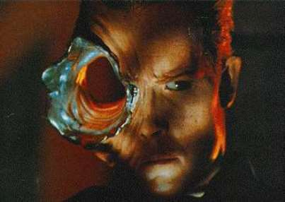 Robert Patrick as T-1000 from Terminator 2