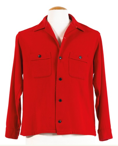Elvis' Kissin' Cousins Red Jacket