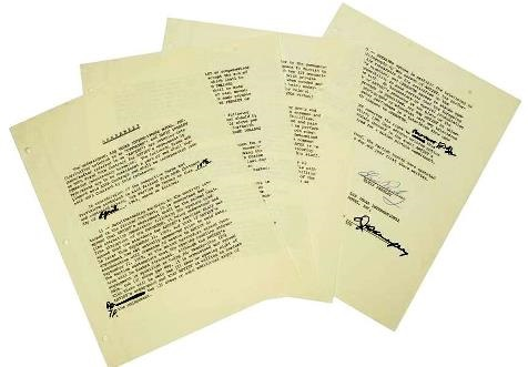 Elvis' Las Vegas Show Agreement
