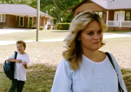 Reese Witherspoon and Son from Devil's Knot