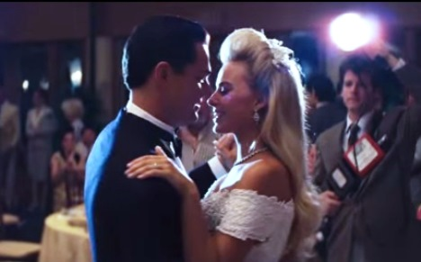 Wedding Scene in The Wolf of Wall Street