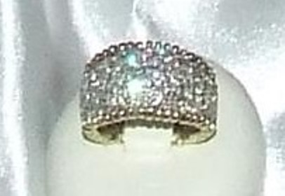 Elvis' 7ct Diamond Ring