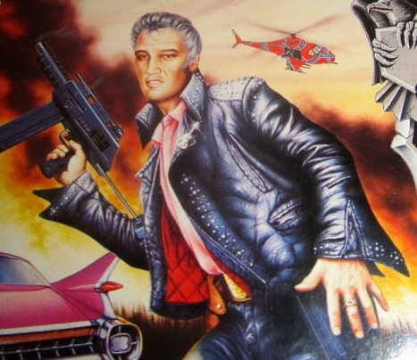 Elvis as Action Hero