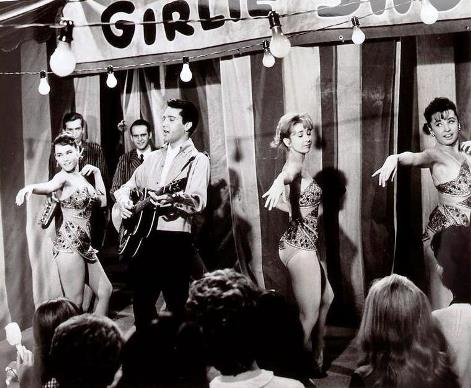 Elvis and Teri Garr - Roustabout