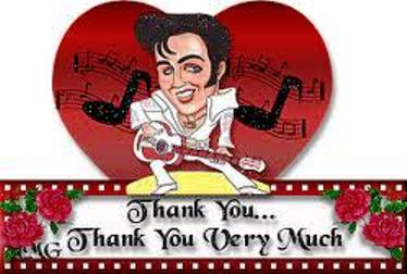 Elvis Thank You 10
