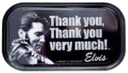Elvis Thank You 2