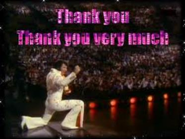 Elvis Thank You 4