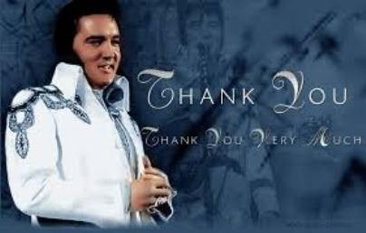 Elvis Thank You 6