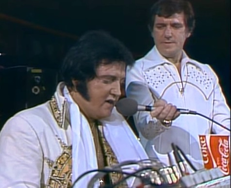 Elvis Singing Unchained Melody 3