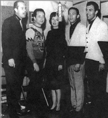 Millie and the Jordanaires