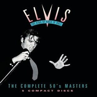 ELVIS The King of Rock 'n Roll -- The Complete 50s Masters