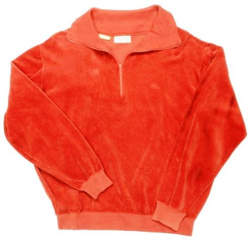 Red Velour Shirt Worn by Elvis in Girl Happy