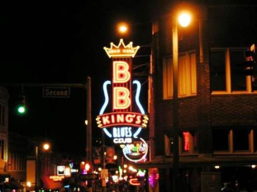 B.B. King's Blues Club, Memphis