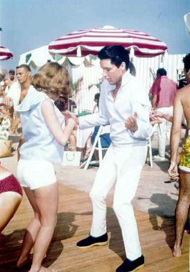 Elvis Dancing with Shelly Fabares - Girl Happy