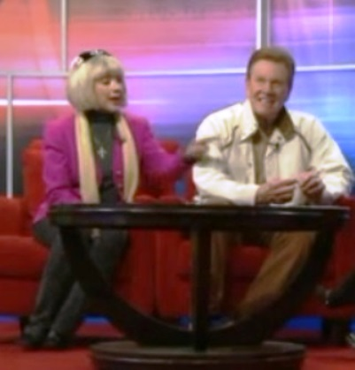 Sandy and Wink Martindale