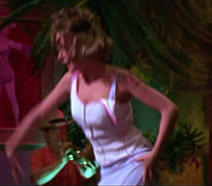 Shelly Fabares Stripping in Girl Happy