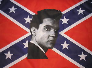 Elvis and the Confederate Flag 6