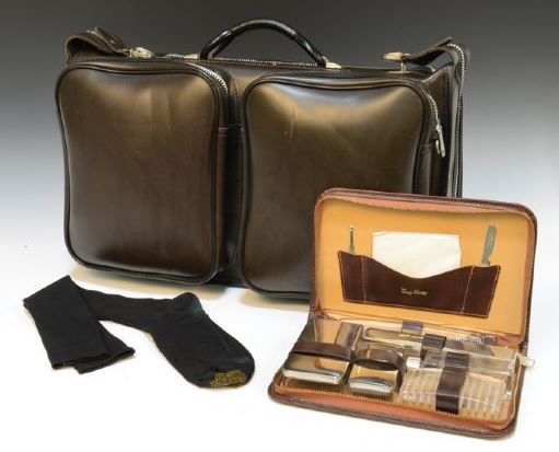 Elvis' Luggage, Personal Effects and Signed Purchase Documents