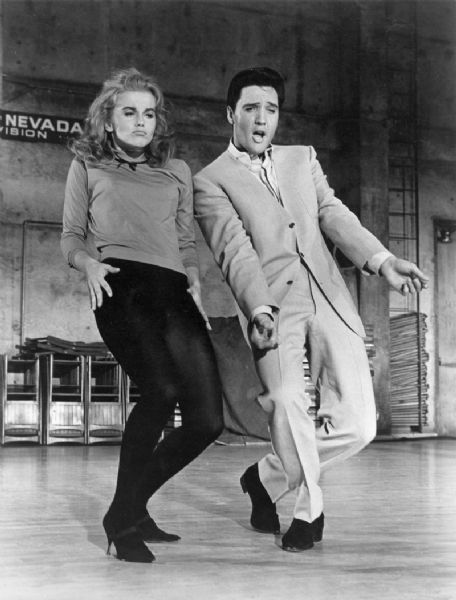 Elvis wearing the Jacket from the Viva Las Vegas Dance Scene with Ann-Margret