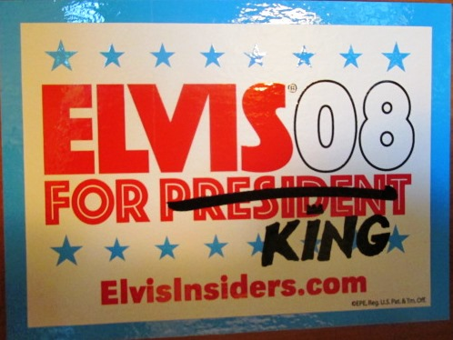 Elvis for King