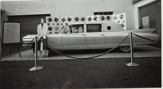 Elvis' Gold Cadillac on Display in Australia