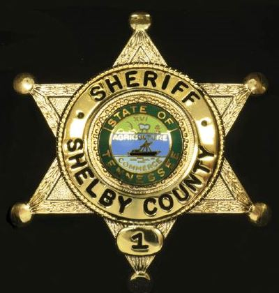 Elvis Presley's Official Shelby County Sheriff's Badge