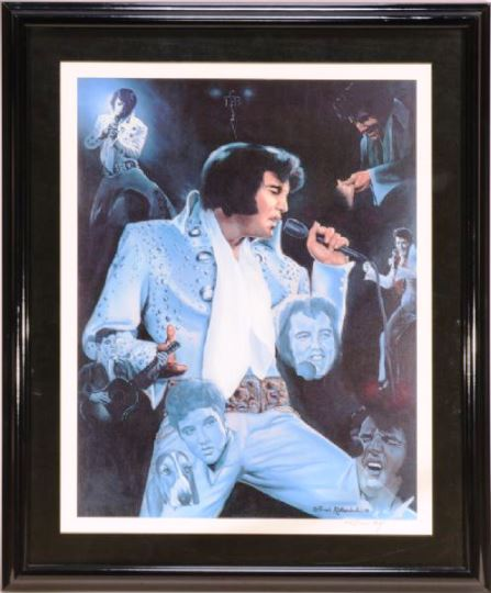 Lot 122 1977 Promotional Poster