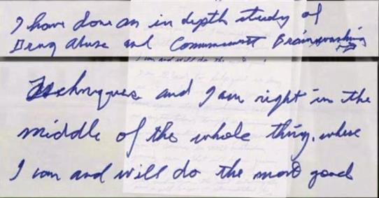 Elvis' Letter to Nixon - In Depth Study of Drug Abuse