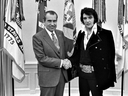 The Official Photograph of Elvis and Nixon