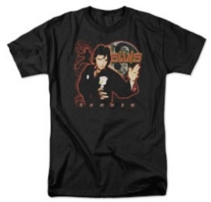 Elvis Karate T-Shirt