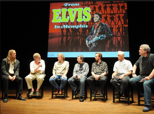 Conversations on Elvis