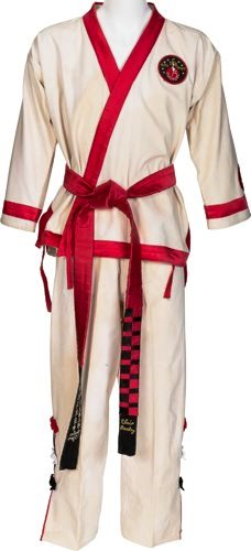 Elvis' Karate Gi that did not sell at June 2016 Heritage Auction