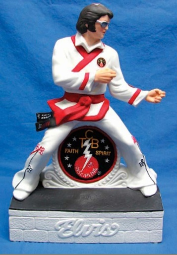 McCormick Distilleries Elvis Decanter