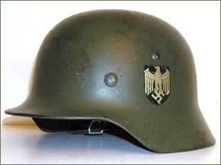 German Army Helmet