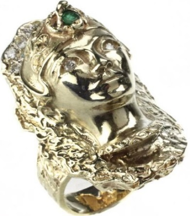 Elvis Presley's Chieftan Ring