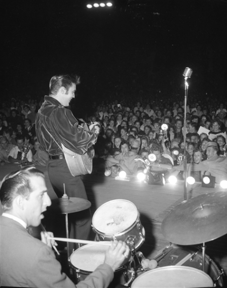 Elvis '56 Tupelo Concert Evening Show1