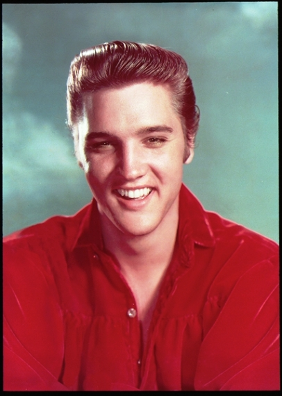 Elvis - Love Me Tender Promotional Photo