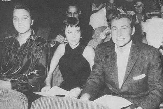 Elvis, Natalie Wood & Nick Adams