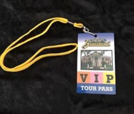 Graceland VIP Tour Pass