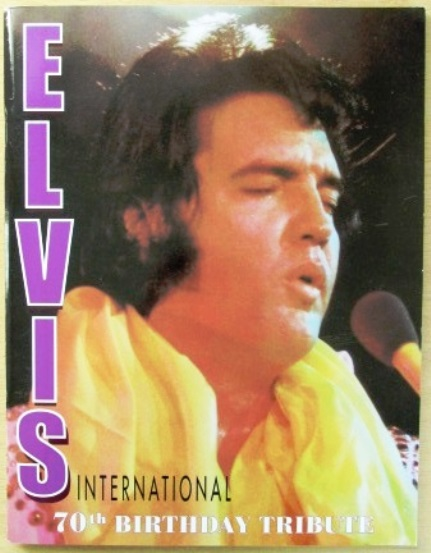 Elvis International Magazine 70th Birthday Tribute