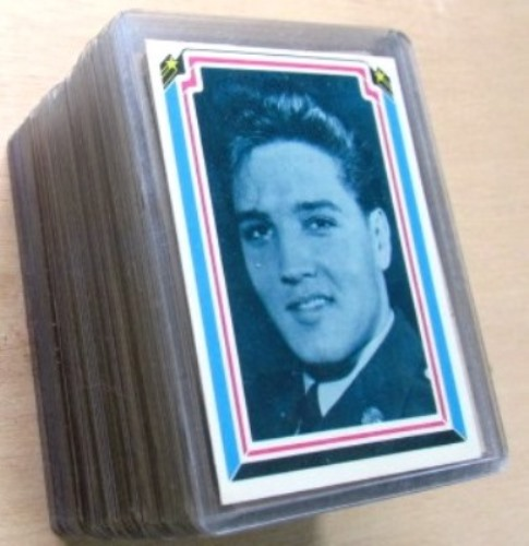Elvis Trading Cards
