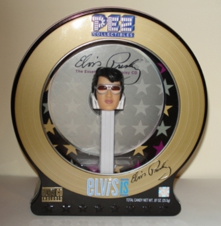 Jumpsuit Elvis Pez Display