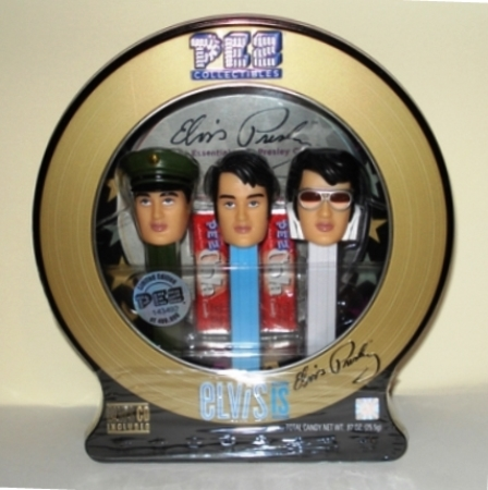 PEZ Elvis Collection