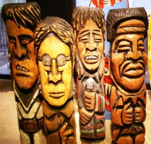 Tiki Gods of Rock