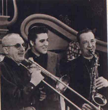 Elvis With Dorsey Brothers