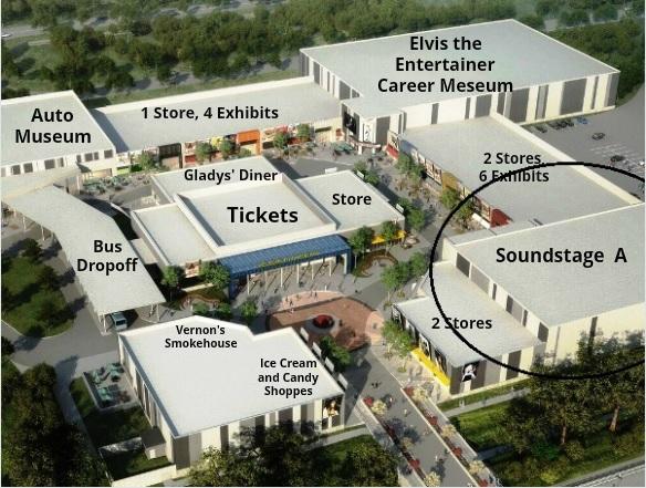 Resultado de imagen de Graceland Soundstage