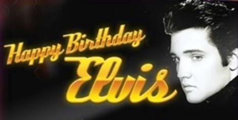 An Elvis Birthday Scrapbook Elvisblog
