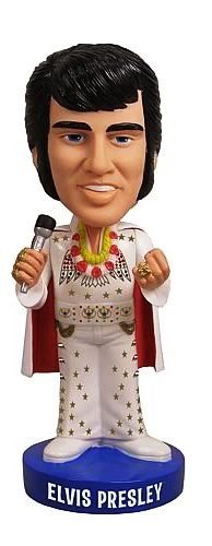 Funco Wacky Wobbler Aloha Elvis