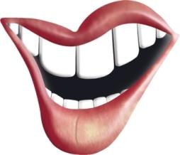 ElvisBlog Lip Logo